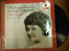 33 RPM Vinyl Rita Streich Was Kann so Schon Sein Wie Deine Liebe Polydor022415SM