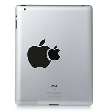 APPLE STEVE JOBS. Apple iPad Mac Macbook Sticker Vinyl decal. Custom colour