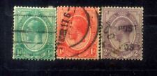 3 Old South Africa Stamps
