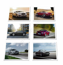 2014 BENTLEY MULSANNE CONTINENTAL GTC GT V8 GTC SPEED FLYING SPUR KARTE CARDS