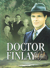 DOCTOR FINLAY Days Of Grace Collection 3-Disc DVD Set Masterpiece Theater 2002