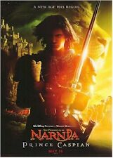 CHRONICLES NARNIA PRINCE CASPIAN ADVANCE MOVIE POSTER