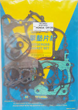 Honda CR125 CR 125 1987 1988 1989 Full Gasket Kit