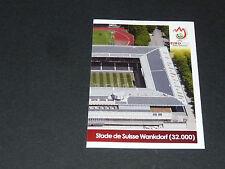 N°39 STADE WANKDORF BERN P2 SUISSE SCHWEIZ PANINI FOOTBALL UEFA EURO 2008