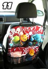 Autositztasche Rückenlehnenschutz Sitzschoner Auto Organizer (11)