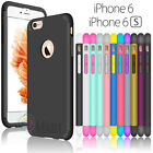 Hybrid Rubber Shockproof Hard Case Cover Skin for iPhone 6 6S 4.7