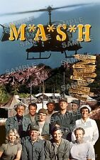 M*A*S*H TV Series Fan Made print 11 X 17 ***FULL CAST***