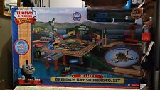 Thomas & Friends Wooden Railway Series Brendam Bay Shipping Co. Train Set