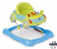 CAM Camminando azzurro girello centro attività da 6 mesi infanzia baby