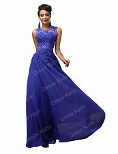 CHEAP!Beaded Long Maxi Wedding Gown Evening Formal Party Prom Bridesmaid Dresses