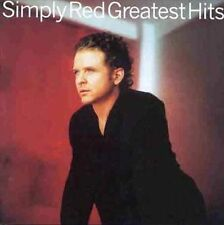 Simply Red, Simply Red - Greatest Hits, Excellent Import