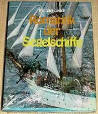 NEU, OVP - ROMANTIK DER SEGELSCHIFFE v. Michael Leitch - HC Segelsport Segeln
