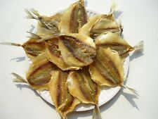 Dried SALTED fish yellow trevally 70g (2,47 oz) Smoked Stavridki snack for Beer