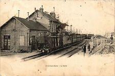 CPA Vitry-sur-Seine - La Gare (390444)