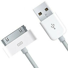 CHARGEUR IPHONE 4 IPHONE 4S CÂBLE USB RENFORCÉ DATA SYNCHRO IPOD IPAD