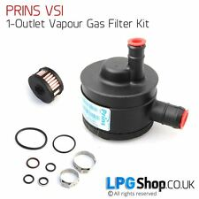 SALE! Prins VSI service kit filter unit 1 outlet seals+orings