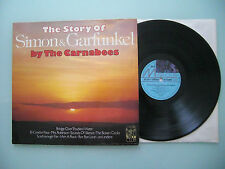 The carnabees – The Story of Simon & Garfunkel by the carnabees, d' , LP, VINILE: VG