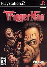 Trigger Man*Playstation 2*PLAY STATION 2*Sony*PS2*FAST SHIPPING*