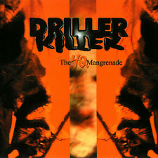 Driller Killer - The 4Q Mangrenade - CD (Crust Punk, Wolfbrigade, Skit System)