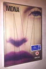 Madonna 2013 MDNA World Tour Thailand Limited Edition DVD Promo Sticker Sealed