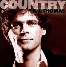 B.J. Thomas Country: B.J. Thomas CD