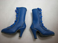 "Barbie Fashion Royalty Miniature Shoes Boots For 12""  Blythe Dolls #JSS74"