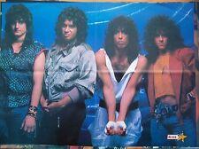 """KISS 1980s magazine POSTER  22x16"""""""