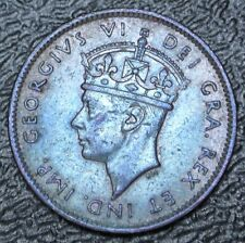OLD CANADIAN COIN 1941 NEWFOUNDLAND - ONE CENT - George VI - Nice Coin - NCC