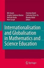 Internationalisation and Globalisation in Mathematics and Science Education...