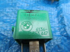 61.36-8 353 447 GREEN RELAY  from BMW E36 D 325 TDS TURBO DIESEL