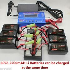 Parrot AR Drone LiPo Battery Balance Speed Charger Adapter B6 of Batch Multiple