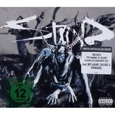 "STAIND ""STAIND (DELUXE EDITION)"" CD + DVD NEUWARE"