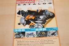 SV0090) Motorrad Katalog Nr. 33 - 2002