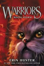 Warriors #4: Rising Storm by Erin Hunter c2015, NEW Edition, Paperback