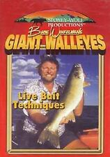 Babe Winkelman's Giant Walleyes Live Bait Techniques - Walleye Fishing DVD Video