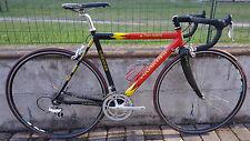 Bici corsa alluminio-carbonio Parkpre Fairly Campagnolo Veloce road bike 54