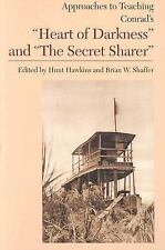 """Approaches to Teaching Conrad's """"Heart of Darkness"""" and """"The Secret Sharer"""" (App"""