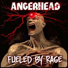 ANGERHEAD - FUELED BY RAGE   CD NEU