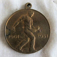 AUSTRALIA 1951 FIFTY YEARS Of COMMONWEALTH 30mm MEDAL