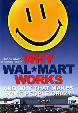 Why Wal-Mart Works...And Why That Makes Some People Crazy (DVD) **New**