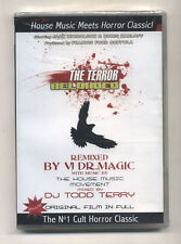 Dvd THE TERROR RELOADED House music meets HORROR CLASSIC Dj Todd Terry Dr Magic