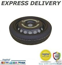 "AUDI A1 16"" SPACE SAVER STEEL SPARE WHEEL ref 001"