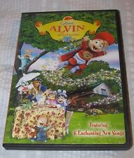 LITTLE ALVIN and the MINI-MUNKS DVD 2003 Alvin and the Chipmunks