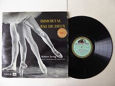 Immortal Pas De Deux Robert Irving Royal Philharmonic Vinyl LP HMV CSD 1286