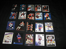 40 different Hockey Cards of Superstar Eric Lindros