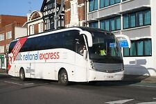 National Express liveried FJ60EHB 6x4 Quality Bus Photo
