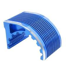 RC NavyBlue Alum Heat Sink For 1/8 Hobbywing Castle leopard Motor 4274 4268 1515
