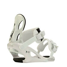 K2 Snowboard Bindings - Charm Womens - White - Small
