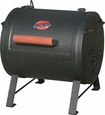 CharGriller 22424 Table Top Charcoal Grill and Side Fire Box, New, Free Shipping