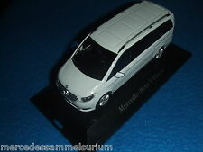 Mercedes Benz V Klasse  Bus/Crew Bus 2014 Weiß/White 1:43 Neu/New